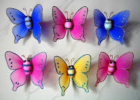 hiasan kupu-kupu untuk grdyn Indonesia